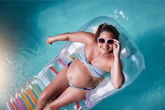 Zdjęcie zabiegu Pakiet relaksacyjny dla kobiet w ciąży 90 min