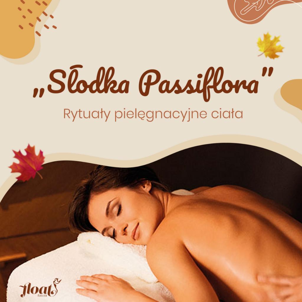 Słodka Passiflora Float Rzeszów