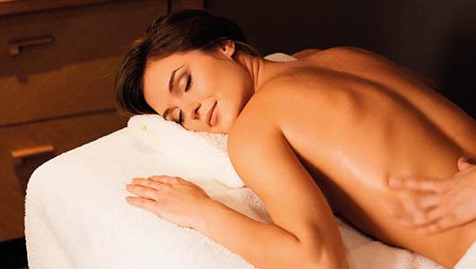Zdjęcie zabiegu Masaż relaksacyjny świecą aromatyczną