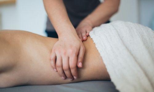Zdjęcie zabiegu Masaż i terapia wisceralna